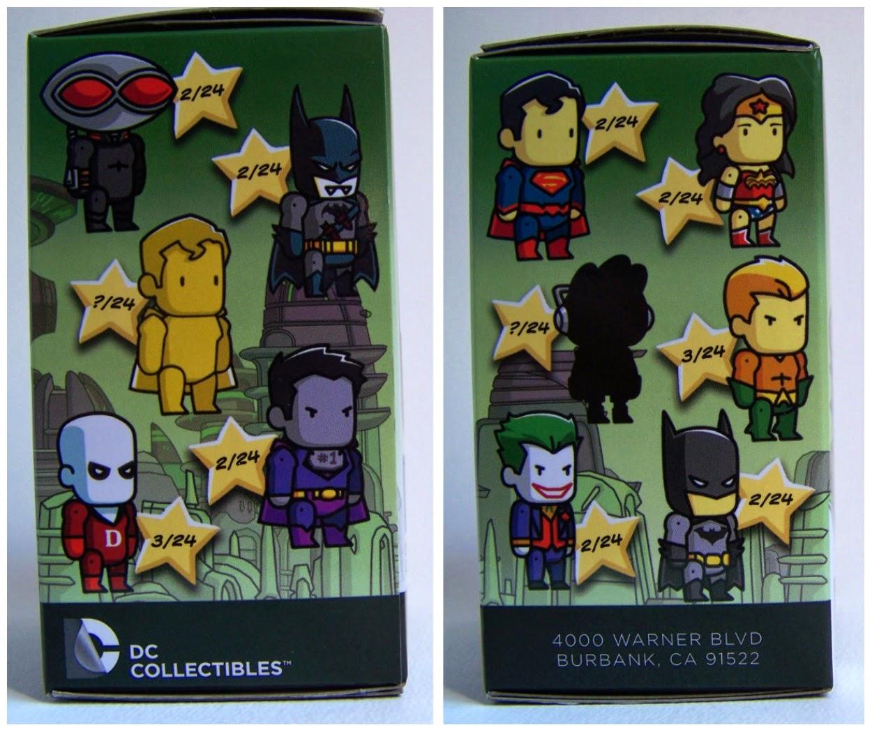 Scribblenauts DC series 1