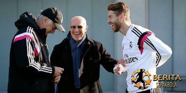 Ramos Luruskan Pernyataan Sacchi