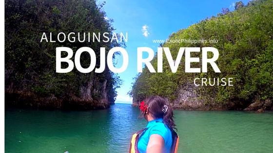 Cruising at Bojo River of Aloguinsan Cebu