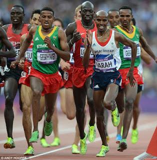 ロンドンオリンピックでは選手400人が履いて出場したNIKEボルトシリーズ