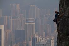 Climbing China