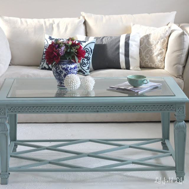 Lilyfield life ornate coffee table