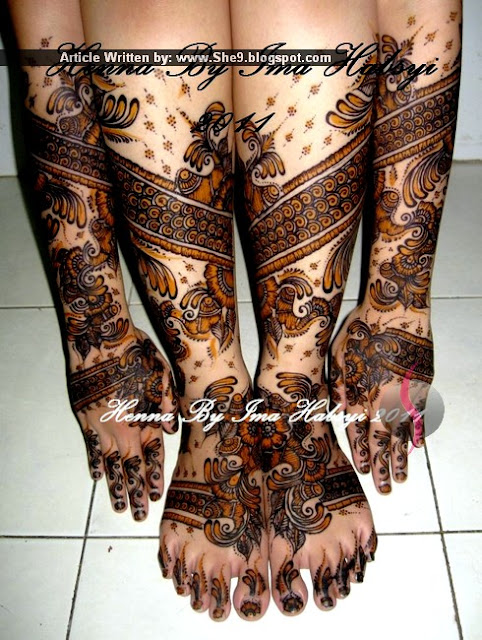 Mehndi Designs for Eid Festivals