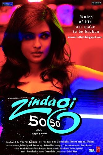 Zindagi 50-50 (2013) Movie Poster