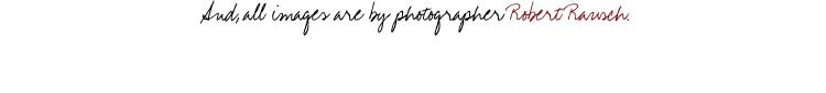 Photographer Robert Rausch - link