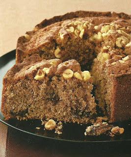 Torta de Canela Nutella y Avellanas Recetas
