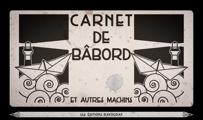 ::Carnet de Bâbord::