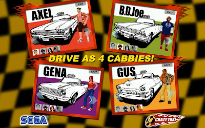 Crazy Taxi (International) android game