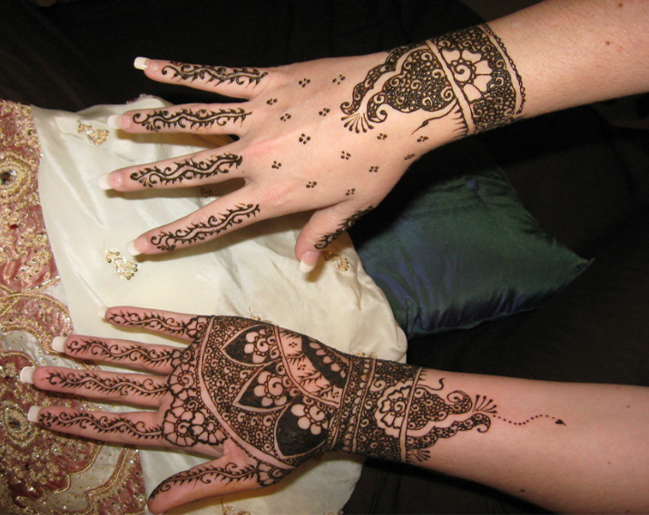 Mehndi Designs Full Hands Marriage : Latest mehendi designs marriage henna