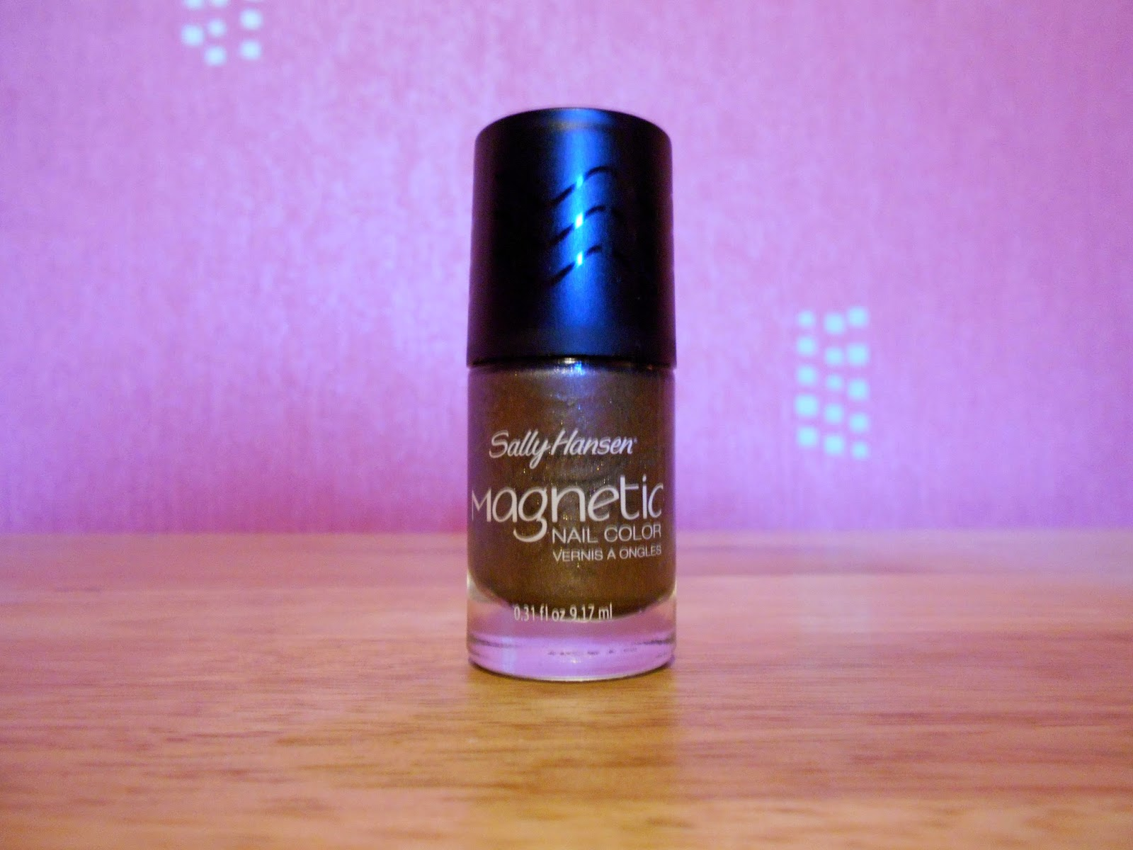 Sally Hansen Magnetic Nail Colour - 903 Silver Elements