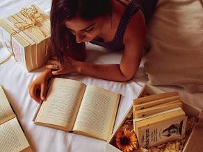 Mi gran pasión es la lectura, adoro perderme entre las páginas de un buen libro.