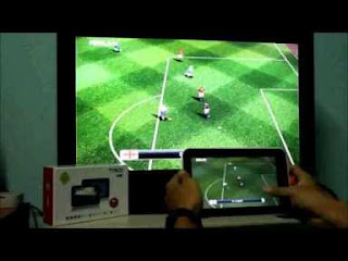 Game 3D Treq A-10C-8 GB Tablet PC