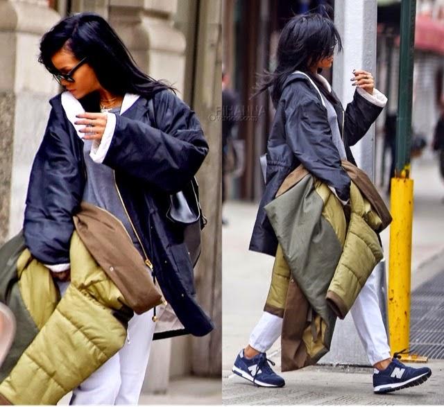 Rihanna x Isabel Marant + Chanel via rihannaoverdose