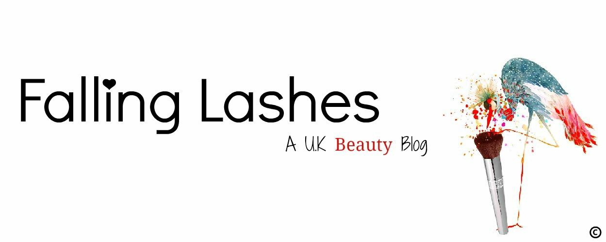 Falling lashes ☮