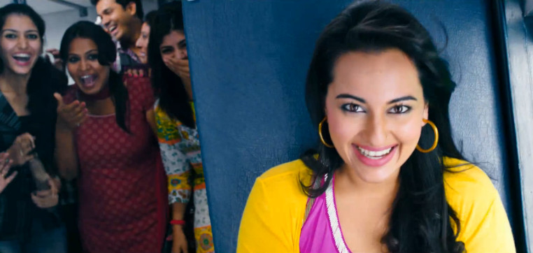 Sonakshi Sinha in Son of Sardar Latest Stills ~ Film ...