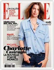 Cover Girl - Elle France