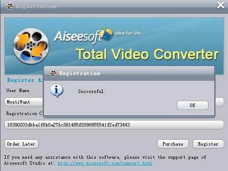 aiseesoft blu-ray player 6.5.8 registration code