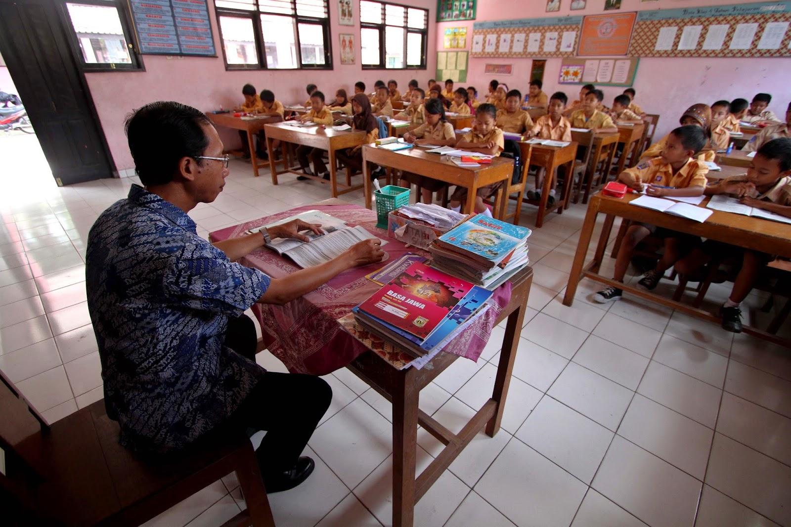 Lowongan Kerja Guru Sekolah Swasta Terbaru