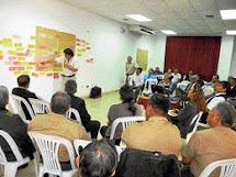 Trabajando por la Seguridad Ciudadana en el Conclave de Ssguridad Ciudadana de la Región de Piura