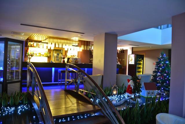 Islande Hotel Kipsala bar