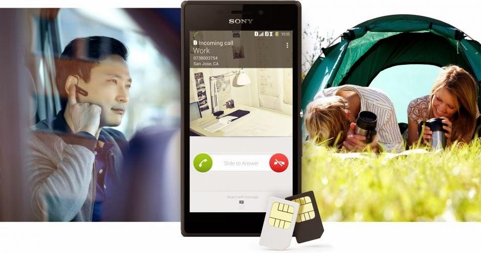 Sony Xperia M2 Dual SIM Android Harga Rp 2 Jutaan