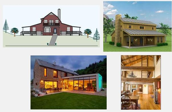 Barn Style House Plans Barn Style House Plans