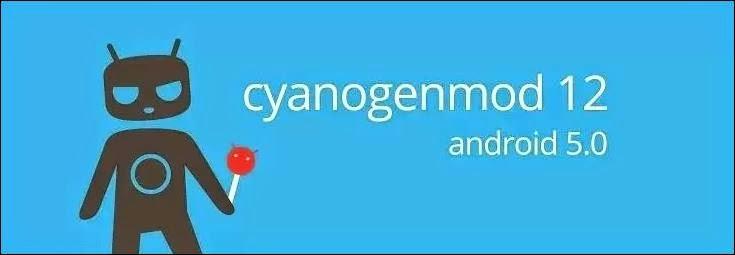 cyanogenmod 12 custom rom  for xiaomi mi3 cancro