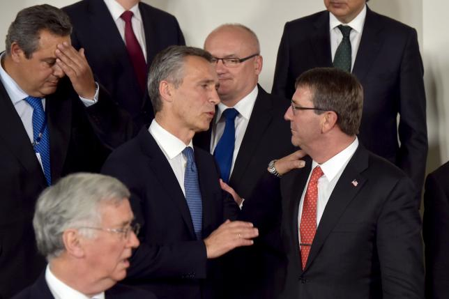 Nato, Russia and Europe