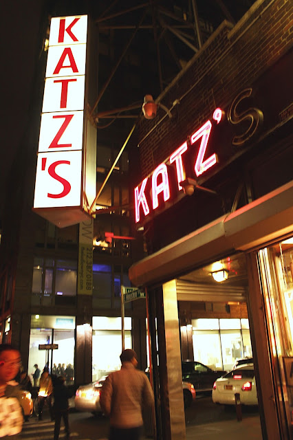 Katz's Delicatessen, Manhattan, New York
