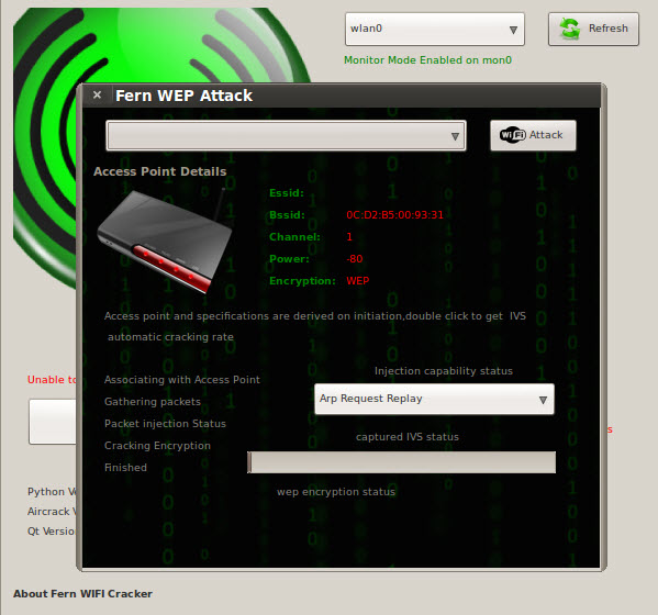 how to use backtrack 5 to hack wifi