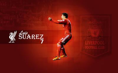 Luis Suarez Liverpool Wallpapers