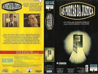 AS PORTAS DA JUSTIÇA (1990) - REMASTERIZADO