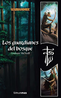 Los guardianes del bosque, de Graham McNeill