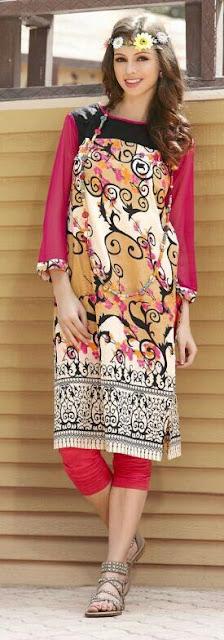 Moksha Fashions Designer Kurtis