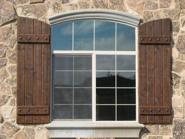 Exterior Shutter Designs
