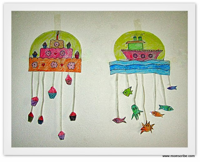Perfect Other art and craft ideas for kids that you might also like Hot Air Balloon Project for Kids DIY Paper Fans for Kids