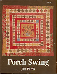 February Special - Porch Swing