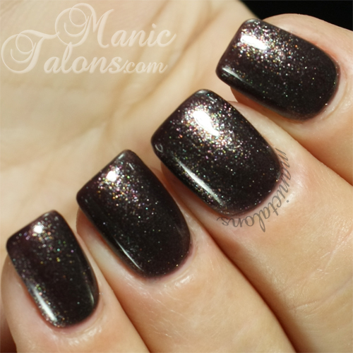 Madam Glam Gel Polish 289 Precious Swatch