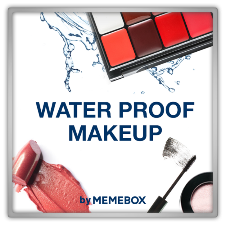 Memebox (미미박스) Memebox Special #15 Waterproof Makeup restocked + spoiler!!