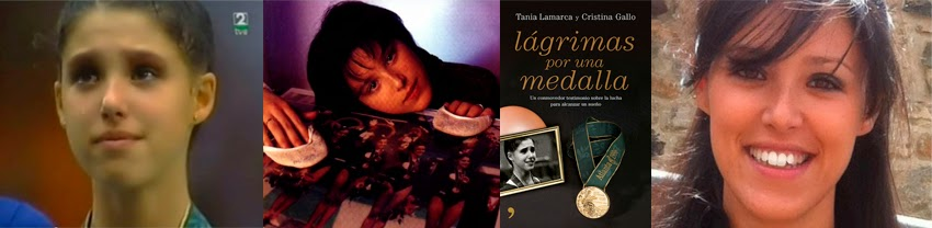 Tania Lamarca, Lágrimas por una medalla, actualidad, podio Atlanta