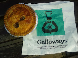 Galloways Chunky Steak Pie Review