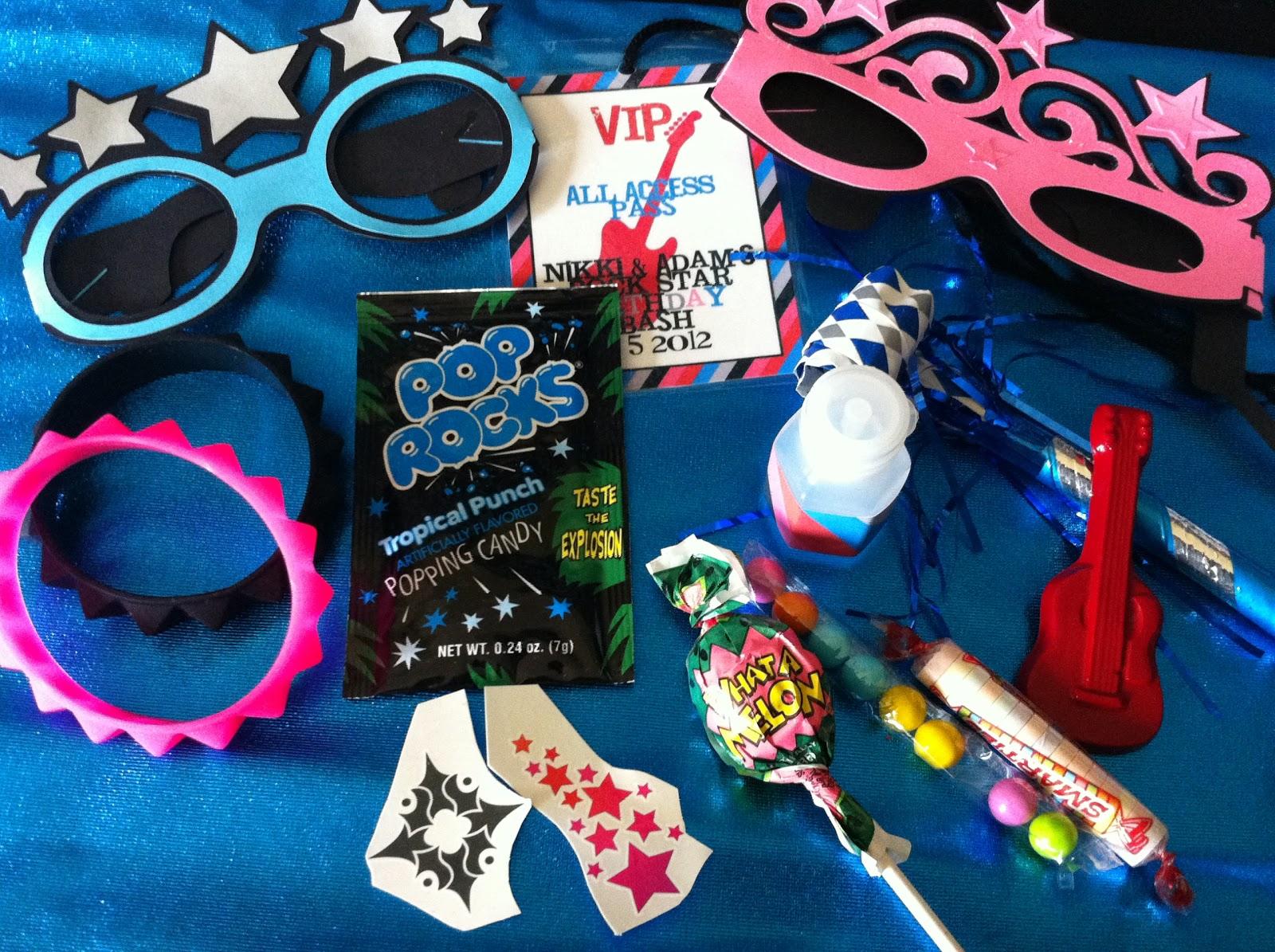 Cupcake Wishes & Birthday Dreams: Rock Star ...
