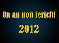 Urari Revelion 2012