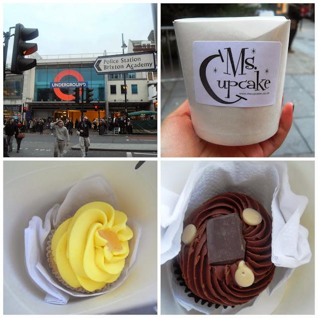 Brixton Ms Cupcake