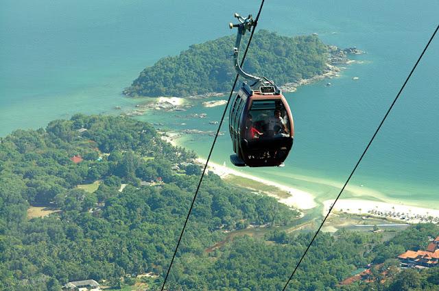 Mount Mat Chinchang Langkawi Island, Malaysia