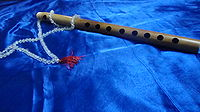 flute,flute regional instrument of bihar and uttar pradesh