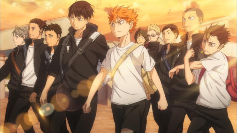Anime 'Haikyuu !!' Perlihatkan Video Promosi Perdana Untuk Musim Keduanya