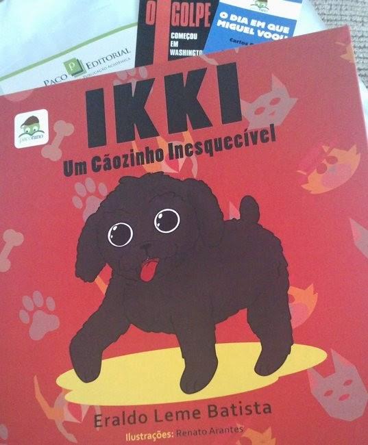 Livros, Infantil, Recebido, Resenha, Paco Editorial, Cachorro, Animais, Histórias,