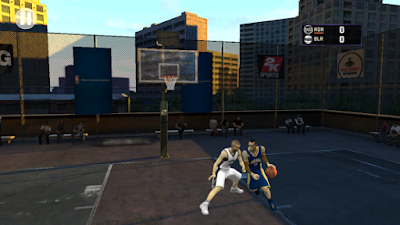 NBA 2K16 MODDED APK