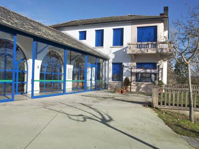 Nuevo albergue de peregrinos Granxa de Barreiros.